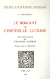 Gougenot - Le romant de l'infidelle Lucrine.