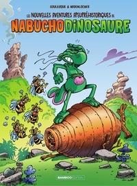 Goulesque et  Widenlocher - Les nouvelles aventures apeuprehistoriques de Nabuchodinosaure - Tome 2.