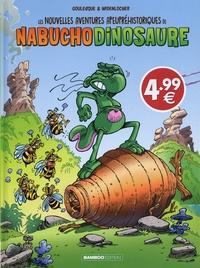Goulesque et Roger Widenlocher - Les nouvelles aventures apeupréhistoriques de Nabuchodinosaure Tome 2 : .