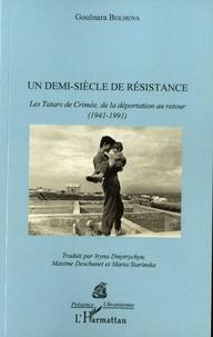 Un demi-siècle de résistance - Les Tatars de Crimée, de la déportation au retour (1941-1991).pdf