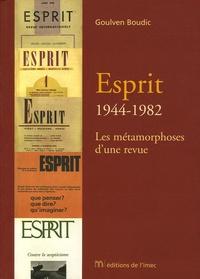 Esprit : 1944-1982 - Les métamorphoses dune revue.pdf