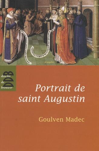 Goulven Madec - Portrait de saint Augustin.