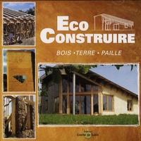 Terres de Vent - Eco Construire bois, terre, paille - DVD vidéo.