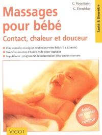 Histoiresdenlire.be Massages pour bébé - Contact, chaleur et douceur Image