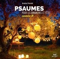 Accentsonline.fr Psaumes des dimanches et fêtes, année B Image