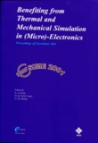GQ Zhang et L-J Ernst - Benefiting from thermal and mechanical simulation in (micro)-electronics.