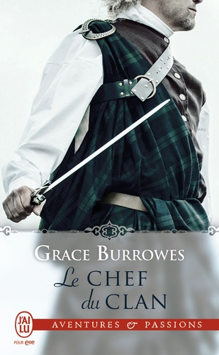 Grace Burrowes - Le chef du clan.