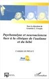 Graciela Cullere-Crespin - Cahiers de PREAUT N° 2 : Psychanalyse et neurosciences face à la clinique de l'autisme et du bébé - Recherches et débats.