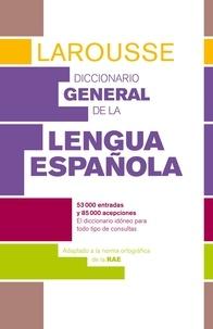Graciela D'angelo - Diccionario general de la lengua española.