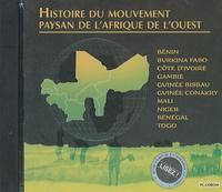 GRAD France - Histoire du mouvement paysan de l'Afrique de l'Ouest - CD ROM.