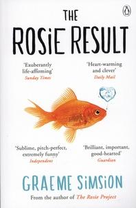 Graeme Simsion - The Rosie Result.