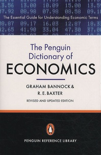 Histoiresdenlire.be Penguin Dictionary of Economics Image