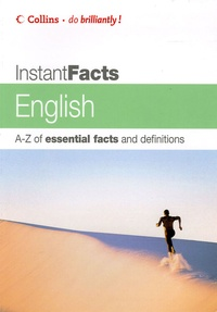 Graham King - Instant Facts English - A-Z of essential facts and definitions.