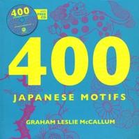 Graham Leslie McCallum - 400 Japanese Motifs. 1 Cédérom