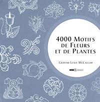 4000 Motifs de fleurs et de plantes - Graham Leslie McCallum | Showmesound.org