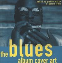 Graham Marsh et Barrie Lewis - The Blues Album Cover Art.