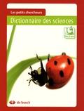 Graham Peacock - Dictionnaire des sciences.