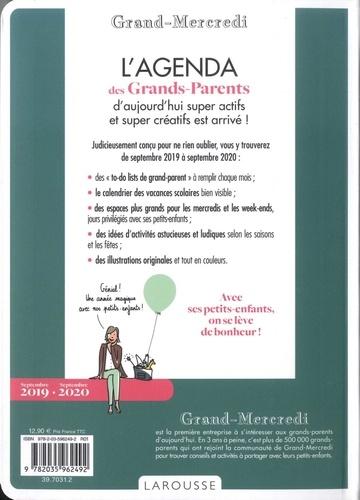 L'Agenda des Grands-Parents d'aujourd'hui  Edition 2019-2020