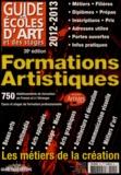 Grand Palais Editions - Guide des écoles d'art et des stages 2012-2013.