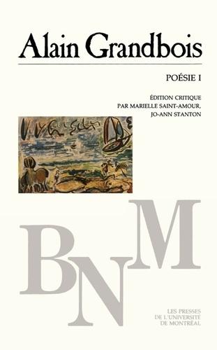 Bibliothèque du Nouveau Monde  Poésie I