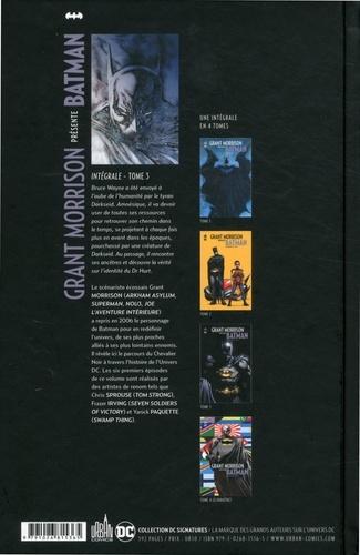 Grant Morrison présente Batman Intégrale Tome 3
