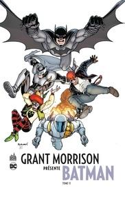 Grant Morrison et Chris Burnham - Grant Morrison présente Batman - Tome 11 - Requiem - Partie 1.