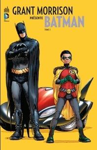 Grant Morrison et Tony Daniel - Grant Morrison présente Batman - Tome 3 - Batman RIP.