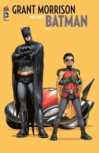 Accentsonline.fr Grant Morrison présente Batman Tome 3 Image