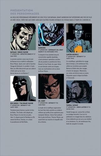 Grant Morrison présente Batman Tome 5 Le retour de Bruce Wayne