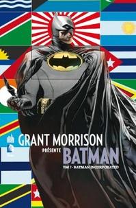 Rhonealpesinfo.fr Grant Morrison présente Batman Tome 7 Image