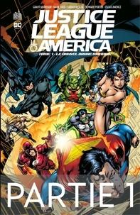 Grant Morrison et Mark Waid - Justice League of America - Le nouvel ordre mondial - 1ère partie.