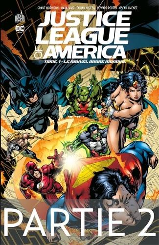 Justice League of America - Le nouvel ordre mondial - 2ème partie