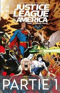 Grant Morrison et Mark Waid - Justice League of America - Monde futur - 1ère partie.