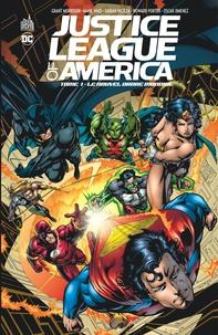 Grant Morrison et Mark Waid - Justice League of America Tome 1 : Le nouvel ordre mondial.