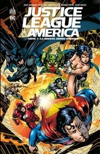 Grant Morrison et Mark Waid - Justice League of America - Tome 1 - Le nouvel ordre mondial.