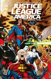 Grant Morrison et Mark Waid - Justice League of America - Tome 3 - Monde futur.