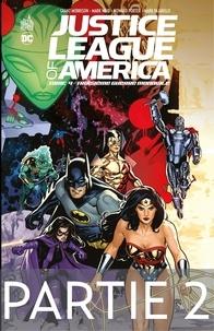 Grant Morrison et Mark Waid - Justice League of America - Tome 4 - Troisième Guerre Mondiale - 2ème partie.