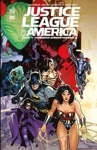 Grant Morrison et Mark Waid - Justice League of America - Tome 4 - Troisième Guerre Mondiale.