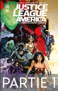Grant Morrison et Mark Waid - Justice League of America - Troisième Guerre Mondiale - 1ère partie.