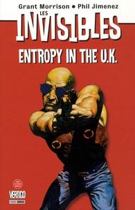 Grant Morrison et Phil Jimenez - Les invisibles Tome 2 : Entropy in the UK.