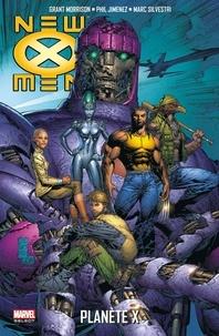Grant Morrison et Phil Jimenez - New X-Men Tome 4 : Planète X.