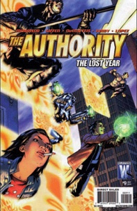 Grant Morrison et Keith Giffen - The Authority Tome 2 : L'année perdue.