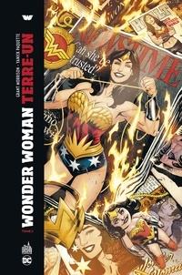 Grant Morrison et Yanick Paquette - Wonder Woman Terre-Un Tome 2 : .