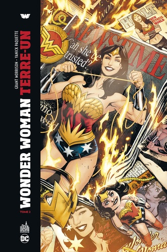 Wonder Woman Terre-Un Tome 2