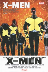 Grant Morrison et Frank Quitely - X-Men Tome 1 : .