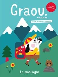 Fischer Jeremie - Graou n°24 - La Montagne - Juin juillet 2021.