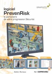 AGE - Logiciel PrevenRisk atelier/bureaux. 1 Cédérom