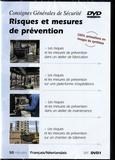 AGE - Risques et mesures de prévention. 1 DVD