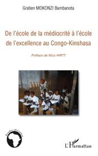 Corridashivernales.be De l'école de la médiocrité à l'école de l'excellence au Congo-Kinshasa Image