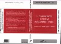 Grazia Scarfo Ghellab - La transformation du système d'enseignement italien - La diffusion des business schools.
